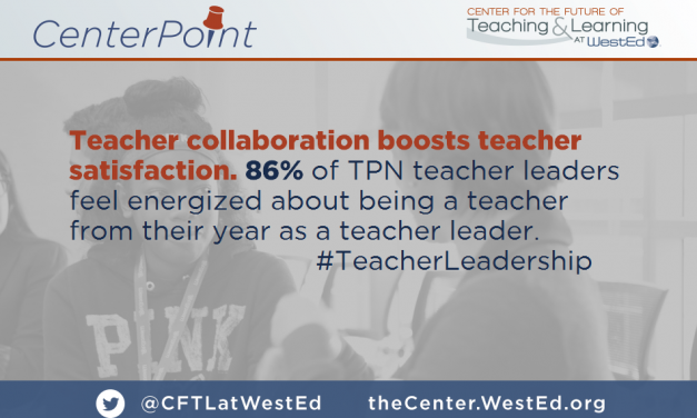 Teacher Collaboration Boosts Teacher Satisfaction